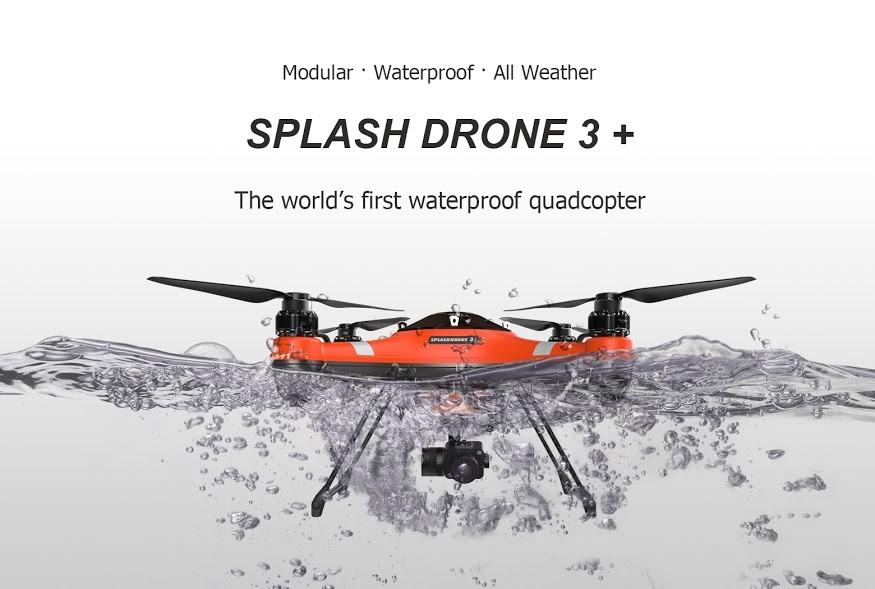 Swell Pro Splash Drone 3